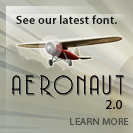 See our latest font